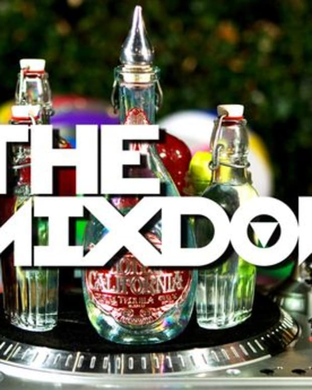 "Magnetic Mag And Complex TV Present: ""The Mixdown- Fire Escape"" A Mixologist Inspired Cocktail Inspired By 3LAU"
