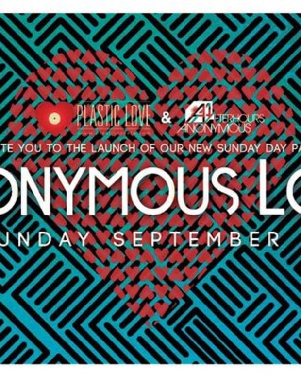 EDM Culture: Anonymous Love Launch Sunday Afternoon House Music Event With MANIK Sept. 15th in Hollywood
