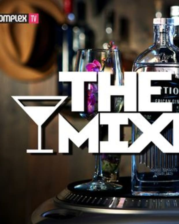 "Magnetic and Complex TV Present ""The Mixdown: In The Air"" – A Mixologist Designed Cocktail Inspired By Morgan Page"