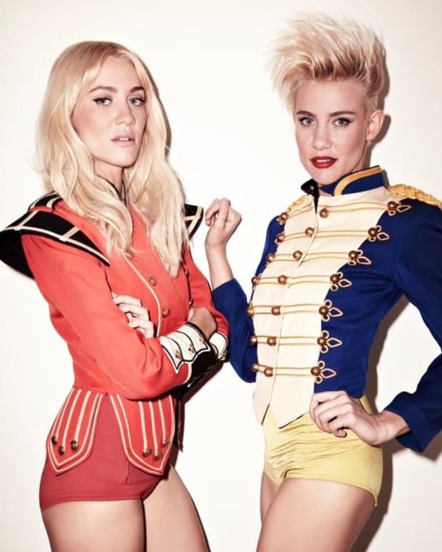 """EDM News: New Electronic Music From Nervo & Ivan Gough Featuring Beverly Knight- """"Not Taking This No More"""""""