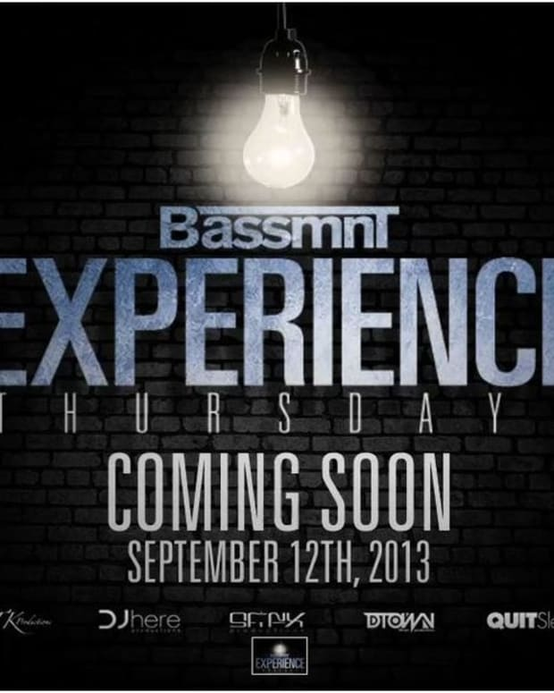 EDM Culture: Falling Down The Rabbit Hole... At San Diego's Bassmnt Nightclub