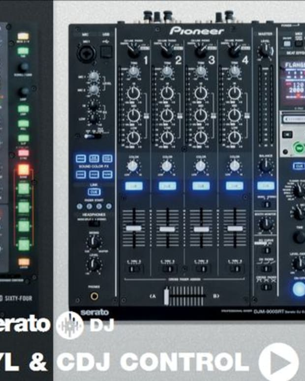 EDM News: Serato Kills Scratch Live; Announces New Serato DJ DVS Compatible Mixers From Rane & Pioneer