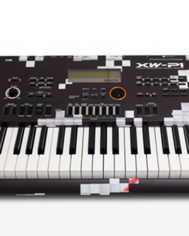 EDM Contest: Win 3Lau's Custom Casio XW-P1