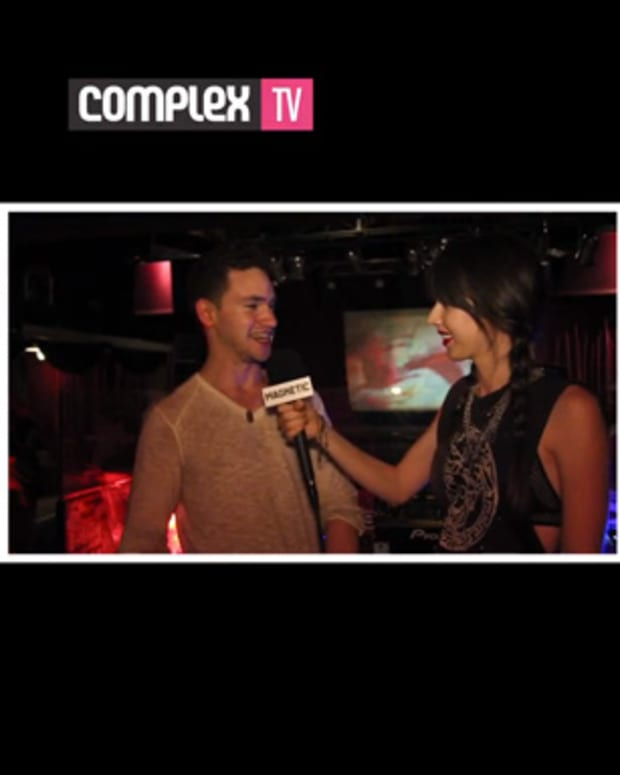 "Magnetic Mag X Complex TV Present ""The Line Up: Dim Mak Tuesdays"" Featuring Justin Jay"