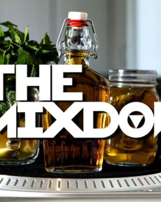 "Magnetic Mag And Complex TV Present: ""The Mixdown- Zen Julip"" A Mixologist Inspired Cocktail To Bring You Back After A Late Night"