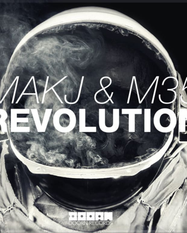 "EDM News: MAKJ & M35 Release ""Revolution"" Talenthouse Collaboration On Beatport"