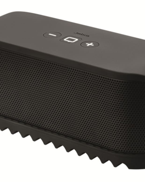 EDM Gear: The Jabra Solemate Wireless Portable Speaker System