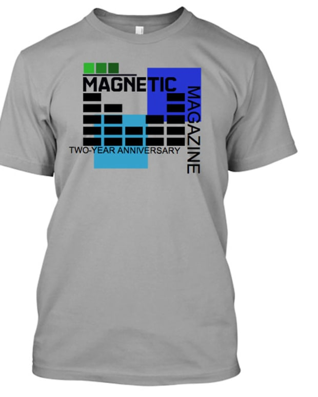 EDM News: Magnetic T-Shirt Design Contest Featured Design