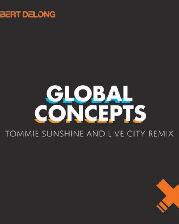 "Exclusive Premier: New Electronic Music From Tommie Sunshine & Live City On The Remix of Richard DeLong's ""Global Concepts"""