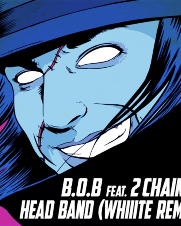 "EDM Download: Whiiite's Trap Remix of B.o.B.'s ""Headband"" Featuring 2 Chainz"