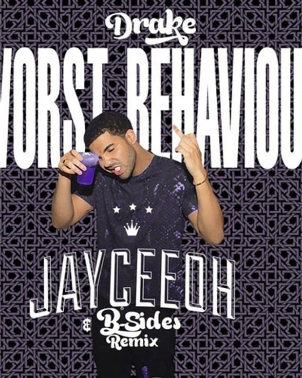 "EDM Download: Drake ""Worst Behaviour"" (JayCeeOh & B-Sides Remix); File Under Ex-Girlfriend Trap Music"