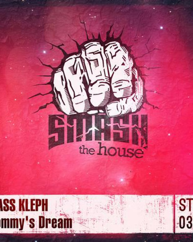 EDM News: Bass Kleph Drops New Electronic Music Single 'Tommy's Dream' on Smash The House -- File Under Electo House
