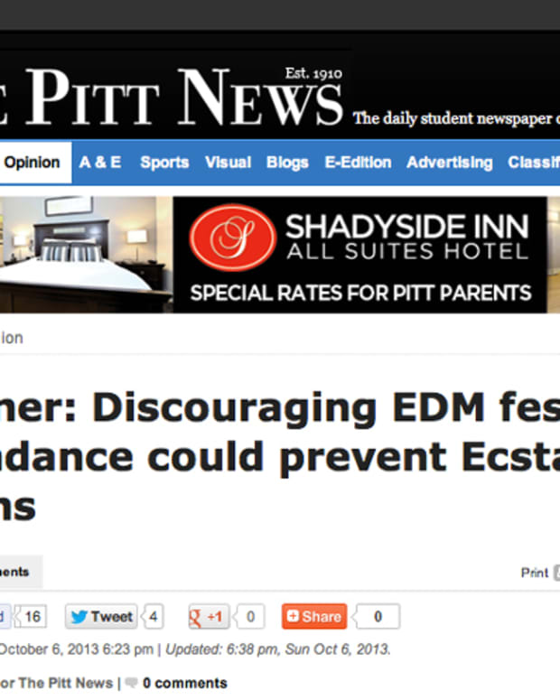 Pitt News' Brett Dresner Wants To Eliminate EDM Culture- Magnetic Responds