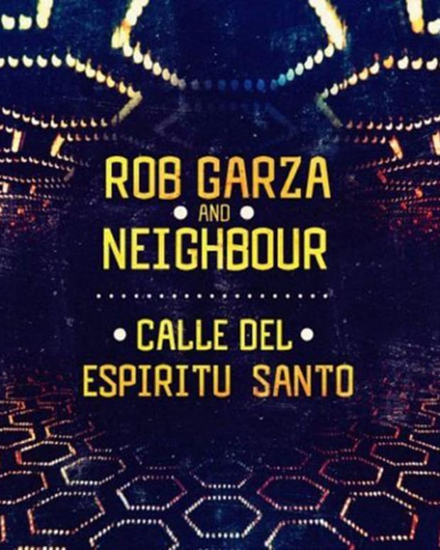 "EDM News: Rob Garza Of Thievery Corporation & Neighbour Share New Electronic Music - ""Calle Del Espiritu Santo"""