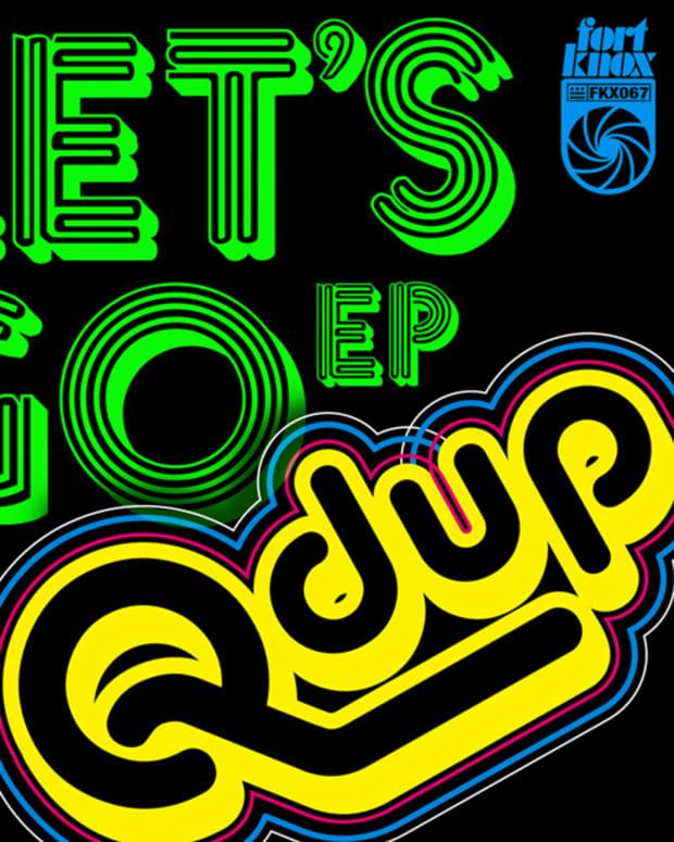 """EDM Download: QDups' """"Rock On"""" (Basement Freaks Remix) Feat. Flex Mathews Off The 'Let's Go' EP"""