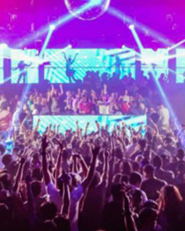 EDM News: SBE/Insomniac's Create Nightclub Wins The LA Weekly Nod For Best Dance Club Of 2013