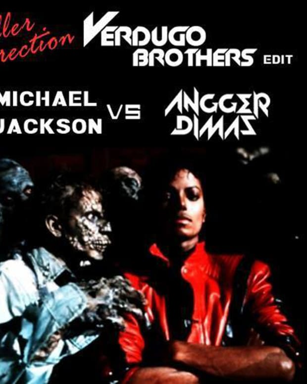"EDM Download: Michael Jackson vs Angger Dimas - ""Thriller Resurrection' (Verdugo Brothers Edit)"