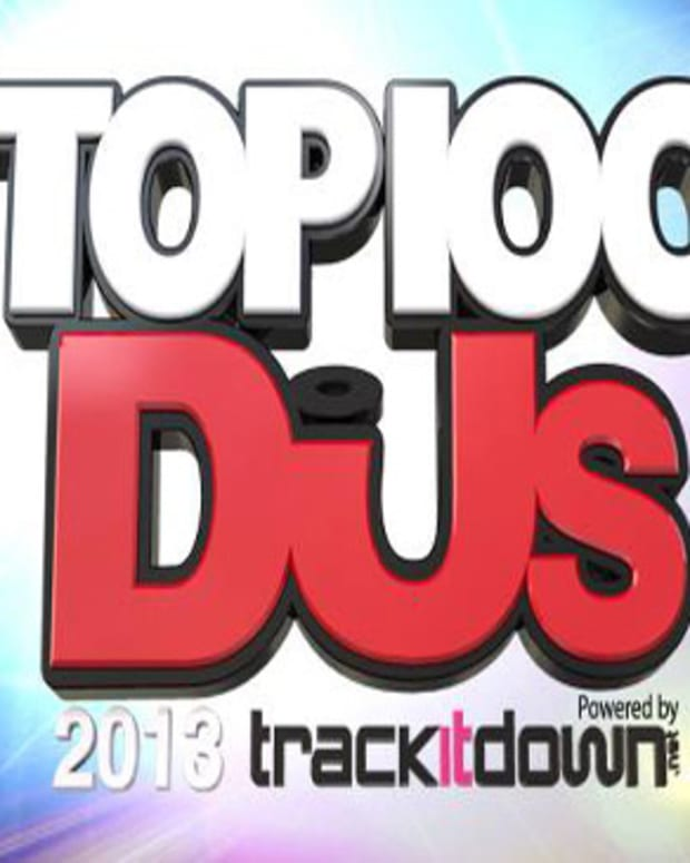 EDM News: DJ Mag Releases Its Top 100 DJs of 2013