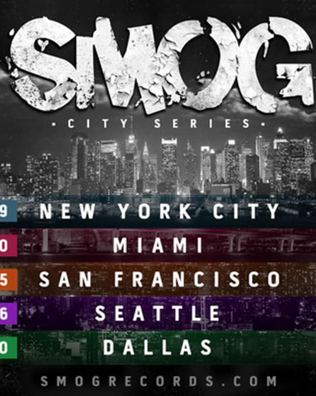 EDM News: SMOG Announces City Series Tour feat. 12th Planet, Flinch, SPL, and Two Fresh
