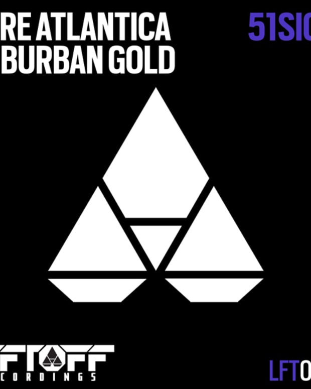 "Premier: New Electronic Music From Air Atlantica & Burban Gold- ""51sick"""