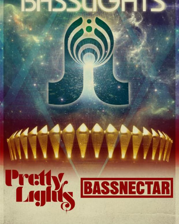 EDM News: Bassnectar Announces More Basslights Shows With Pretty Lights