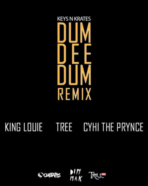 "EDM Download: Keys N Krates ""Dum Dee Dum"" (Remix feat. King Louie, Tree, And CyHi The Prynce)"
