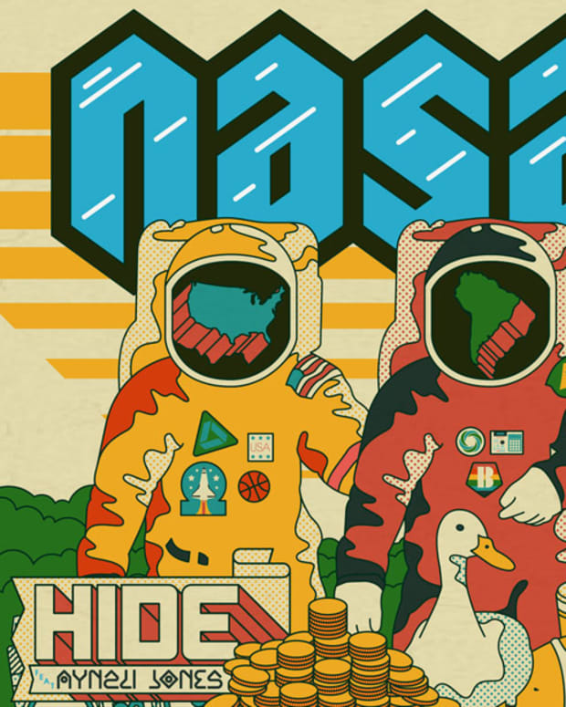 "Exclusive Premier: N.A.S.A.'s ""Hide"" (Tropkillaz Remix) - New Electronic Music - EDM News"