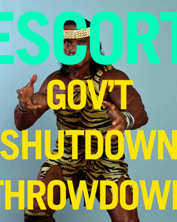 "Escort's ""Gov't Shutdown Throwdown"" Mixtape; US Tour Announced - New Electronic Music - EDM News"