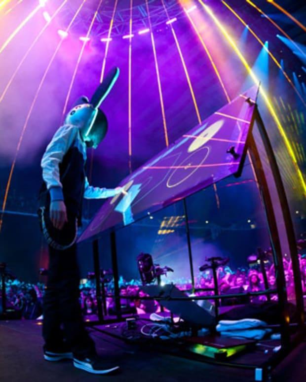Deadmau5 Reveals New Touchscreen Technology - New Electronic Music - EDM News