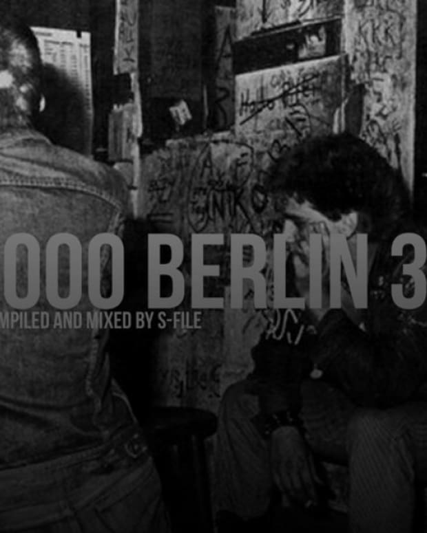 EDM Download: S-File's 1000 Berlin 36 Mix- A Retrospective Mix Of The 1980s Berlin Music Scene