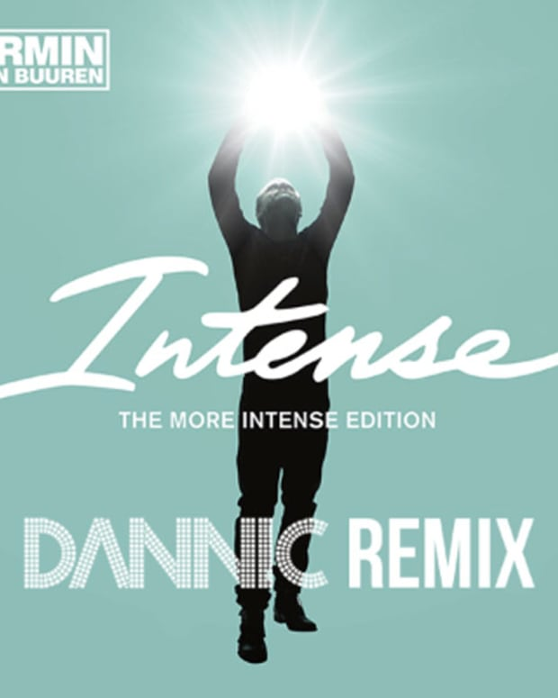 Dannic Remixes Armin van Buuren's New Single 'Intense' - New Electronic Music