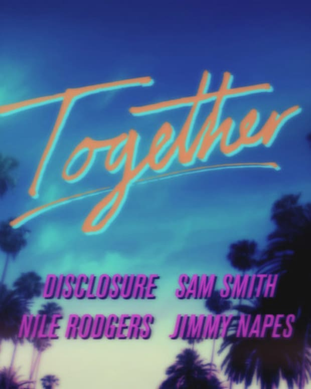 "Nile Rodgers, Disclosure, Sam Smith, and Jimmy Napes Release Collaboration ""Together"" - New Electronic Music"