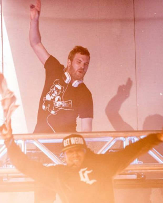 Lift Me Up Tour Ft. Rusko at 1015 In San Francisco - EDM News
