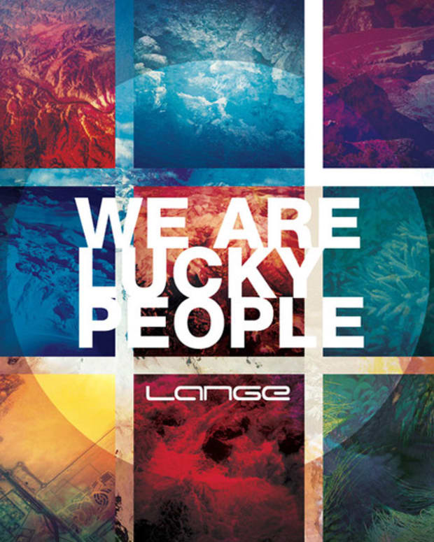 Lange Releases 3rd Studio Album 'We Are Lucky People' On Lange Recordings - File Under Trance - EDM News