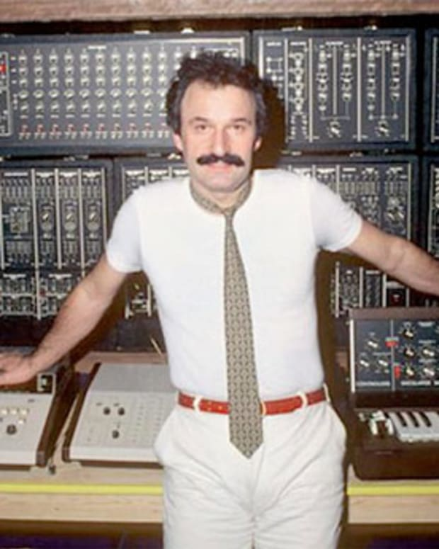 Giorgio Moroder To Recreate NYC's Storied Studio 54 Nightclub? - EDM News