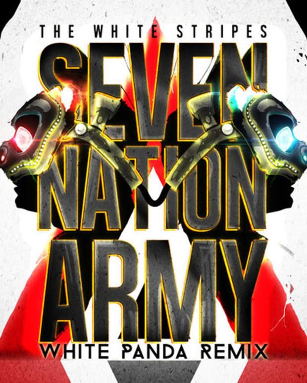 The White Panda Releases Debut Remix Of 'Seven Nation Army' - EDM Download