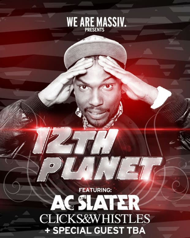 We Are Massiv. So-Cal Shows With 12th Planet, AC Slater, Clicks & Whistles + More - EDM News