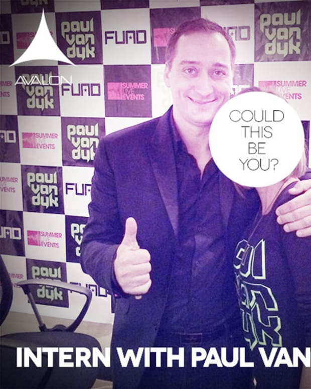 Intern For A Day With Paul van Dyk on 11/27/13, Entries Close 11/26… So Hurry - EDM Contest
