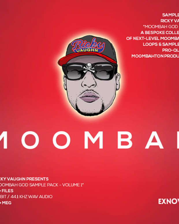 "Ricky Vaughn Releases Sample Packs For ""Moombah God"" and ""Twerk Ambassador"" - EDM News"