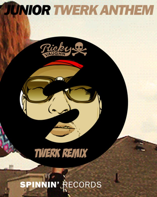 "Tony Junior ""Twerk Anthem"" (Ricky Vaughn Twerk Remix) - EDM Download"