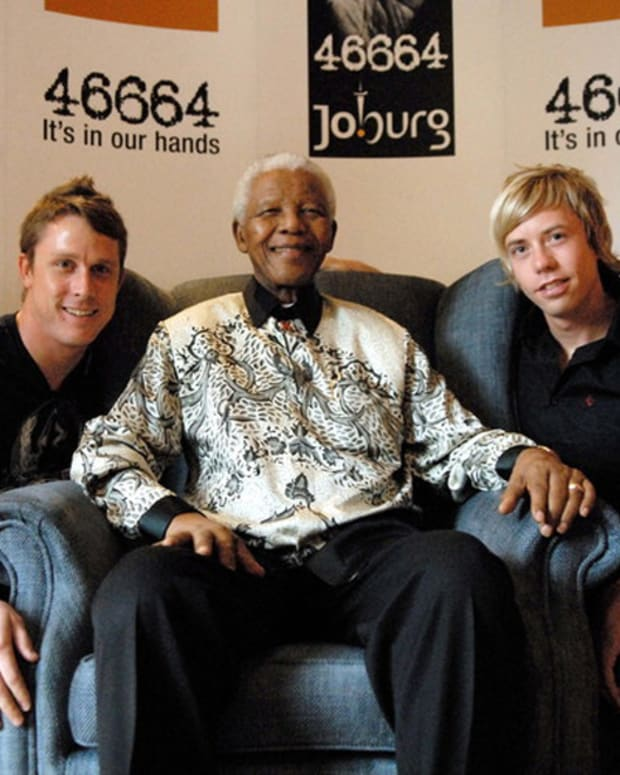 Goldfish Share Their Nelson Mandela Tribute Mix - EDM Download