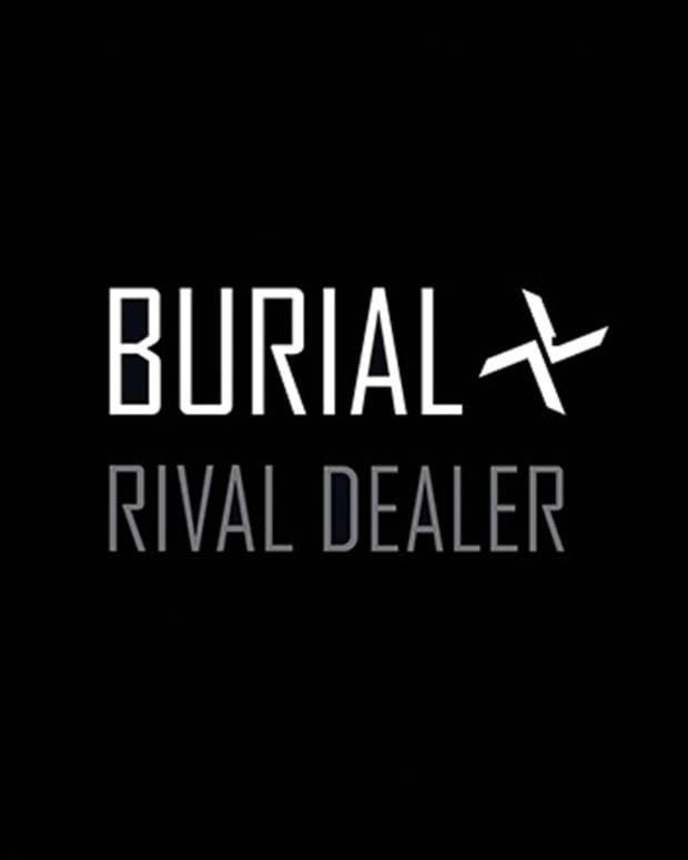 "Burial - ""Rival Dealer"" (TALKTOME's Trans Club Mix) - EDM Download"