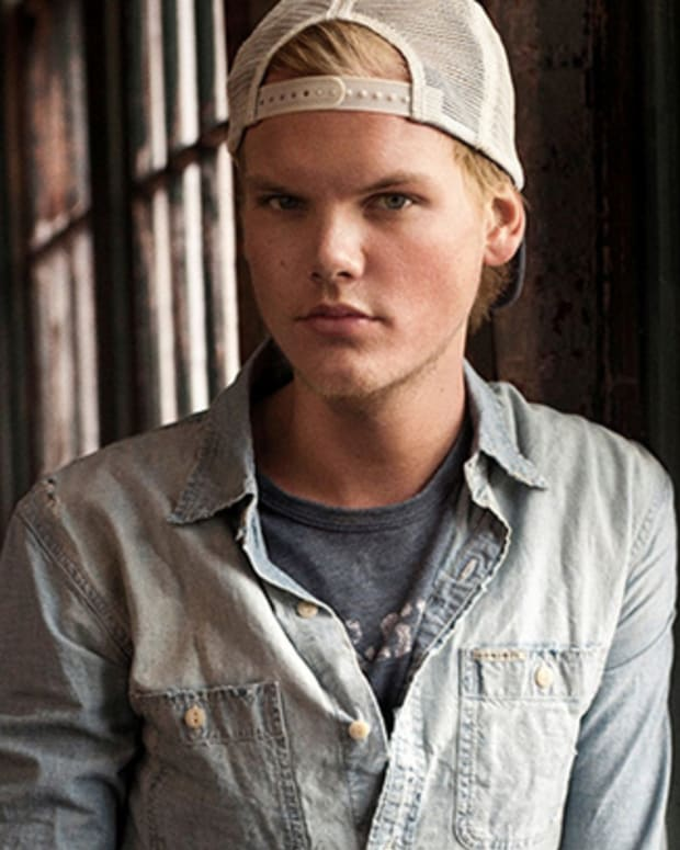 "Preview New Electronic From Avicii And Audra Mae ""Dreaming Of You"""