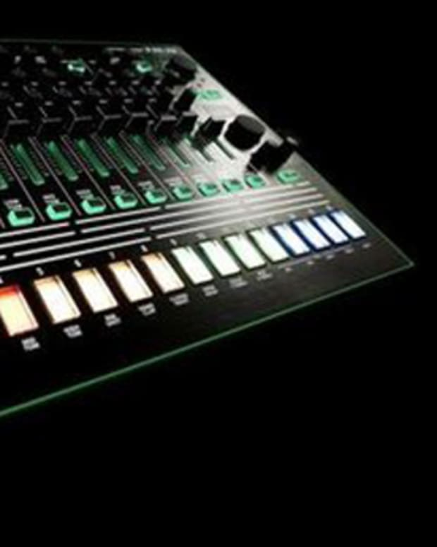 Roland Teases The Aria - An Evolution Of The Legendary 808 Drum Machine - EDM News