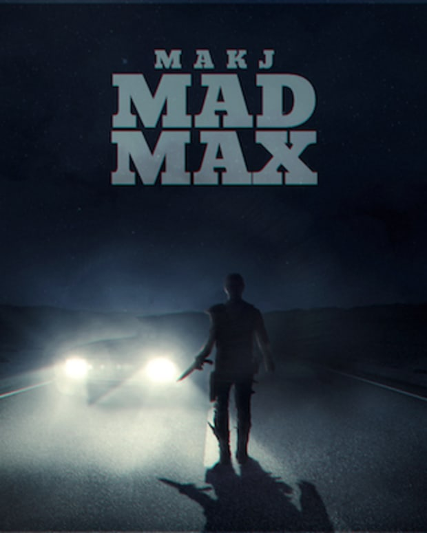 "MAKJ Shares ""Mad Max"" As A Free EDM Download After Hitting 200k On Facebook"