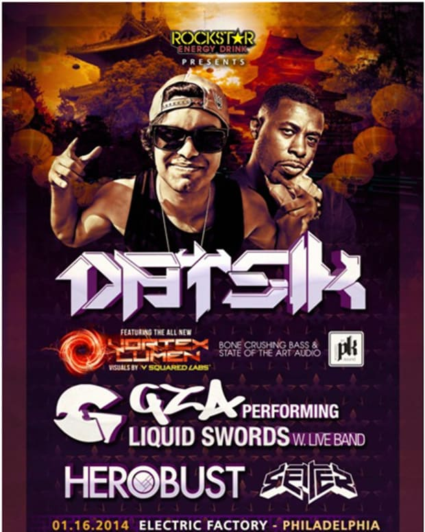 DATSIK Announces Co-Headlining Dates with GZA In January, Adds Dates for the 'Digital Assassins' Tour- EDM News