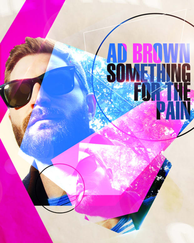 "Ad Brown ""Something For The Pain"" Out Now on Black Hole Recordings - EDM News"