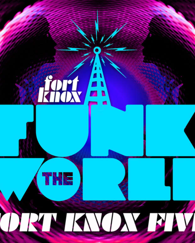 Funk The World #20 - Mixed by Fort Knox Five - EDM Download