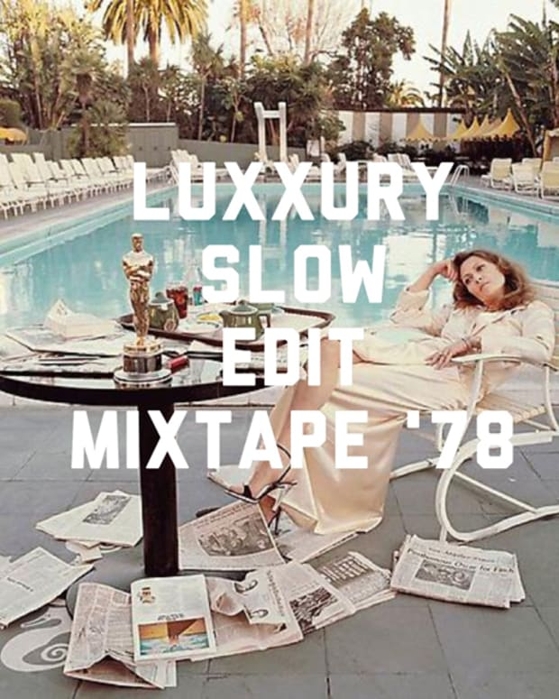"Luxxury Shares ""Slow Edit Mixtape '78"" As a Free EDM Download"