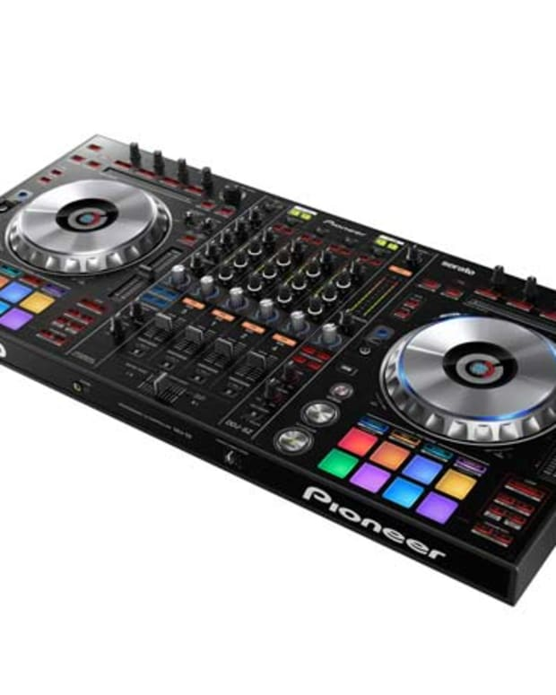 Pioneer Announces DDJ-SZ - A Full Featured DJ Controller With CDJ Like Jog Wheels - EDM News
